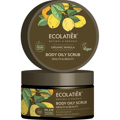 Olejowy peeling do ciała - Zdrowie i piękno Ecolatier