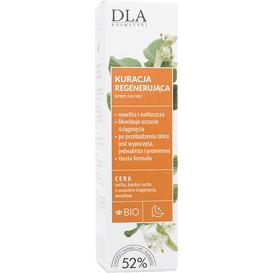 Kosmetyki DLA Krem na noc - Kuracja regenerująca, 30 g