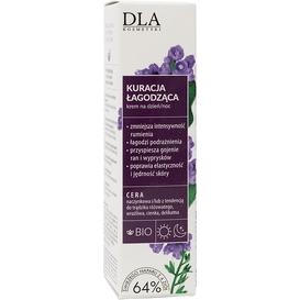 Kosmetyki DLA Kuracja łagodząca do cery naczynkowej i z trądzikiem różowatym, 30 g