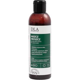 Kosmetyki DLA Płyn do mycia twarzy - Niszcz pryszcz, 180 g