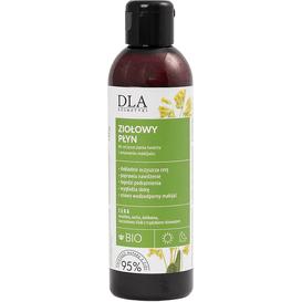 Kosmetyki DLA Ziołowy płyn do mycia twarzy, 180 g