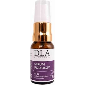Kosmetyki DLA Przeciwzmarszczkowe serum pod oczy, 15 g