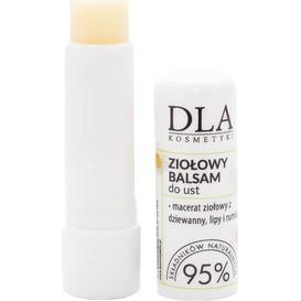 Kosmetyki DLA Ziołowy balsam do ust, 7 g