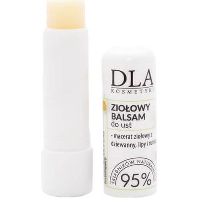 Ziołowy balsam do ust Kosmetyki DLA