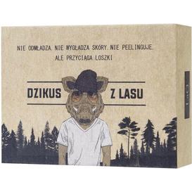 LAQ Mydło w kostce dla facetów - Dzikus z lasu, 85g