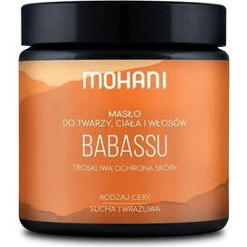 Mohani Masło babassu, 120 ml