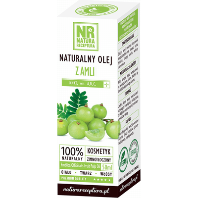Naturalny olej z amli Natura Receptura