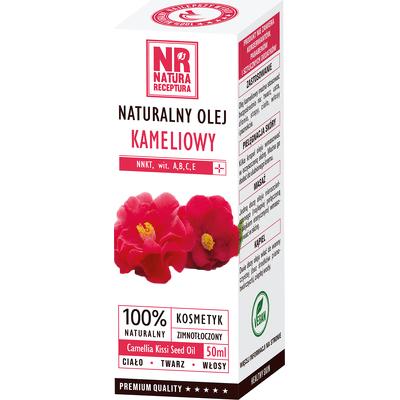 Naturalny olej kameliowy Natura Receptura