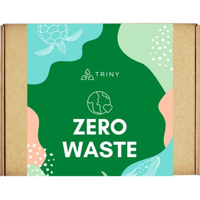 Zestaw kosmetyków i akcesoriów przyjaznych środowisku - Zero waste By Triny