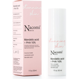 Nacomi Next level - Serum kwas migdałowy + PHA 10%, 30 ml