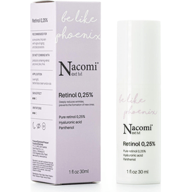 Nacomi Next level - Serum retinol 0,25%, 30 ml