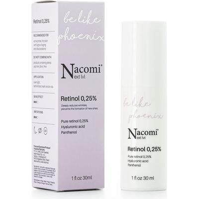 Next level - Serum retinol 0,25% Nacomi