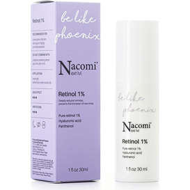 Nacomi Next level - Serum retinol 1 %, 30 ml