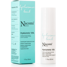 Nacomi Next level - Serum kwas hialuronowy 10%, 30 ml