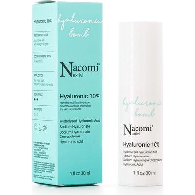 Next level - Serum kwas hialuronowy 10% Nacomi
