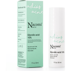Nacomi Next level - Serum kwas glikolowy 10%, 30 ml