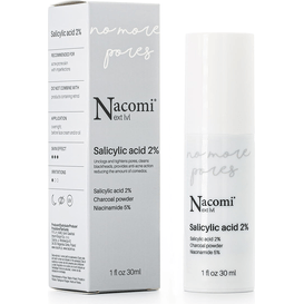 Nacomi Next level - Serum kwas salicylowy 2%, 30 ml