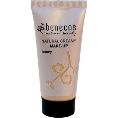 Naturalny podkład w kremie Benecos