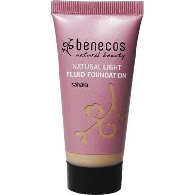 Naturalny lekki płynny podkład Benecos