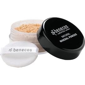 Benecos Naturalny sypki puder mineralny