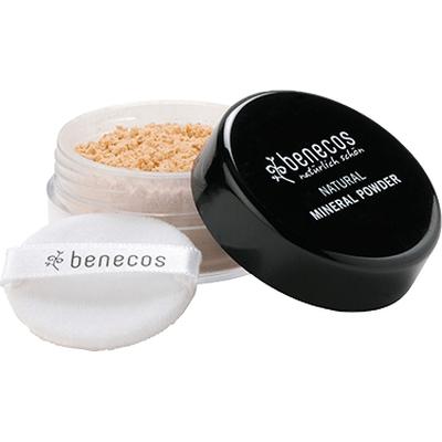 Naturalny sypki puder mineralny Benecos
