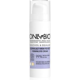 OnlyBio Ujędrniający krem pod oczy - Bakuchiol&Skwalan, 15 ml