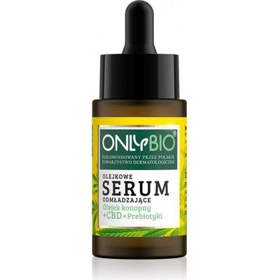 Serum odmładzające z olejkiem CBD OnlyBio