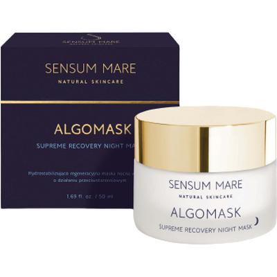 Algomask - Hydrostabilizująco - regeneracyjna maska nocna Sensum Mare