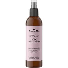 NaturalMe Hydrolat z róży damasceńskiej, 125 ml