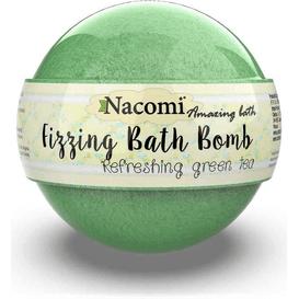 Nacomi Musująca kula do kąpieli - Zielona herbata