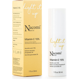 Nacomi Next level - Serum witamina C 15%, 30 ml