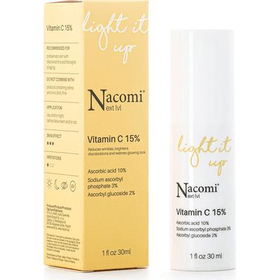 Next level - Serum witamina C 15% Nacomi