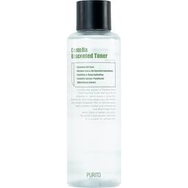 Purito Centella Green Level Calming Toner - Bezzapachowy toner z ekstraktem z wąkroty azjatyckiej, 200 ml