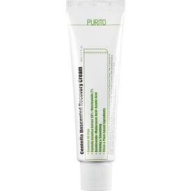 Purito Centella Unscented Recovery Cream - Regenerujący krem na bazie wąkroty azjatyckiej, 50 ml