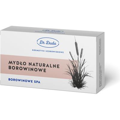Mydło naturalne borowinowe Dr Duda