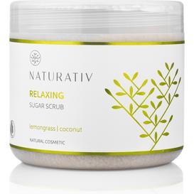 Naturativ Relaksujący scrub cukrowy do ciała, 500 ml