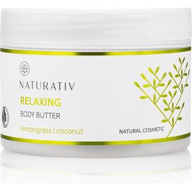 Naturativ Relaksujące masło do ciała, 250 ml