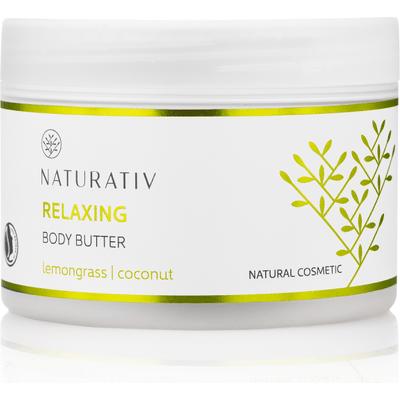 Relaksujące masło do ciała Naturativ