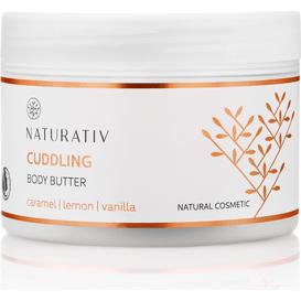 Naturativ Otulające masło do ciała, 250 ml