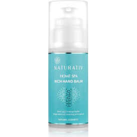 Naturativ Bogaty balsam do rąk, 100 ml