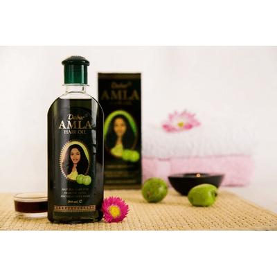 Olej do włosów Amla - 200 ml Dabur