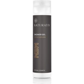 Naturativ Żel pod prysznic dla mężczyzn, 250 ml