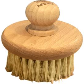 Nested Szczotka do masażu podczas kąpieli z tampico