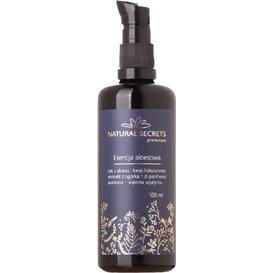 Natural Secrets Esencja aloesowa, 100 ml