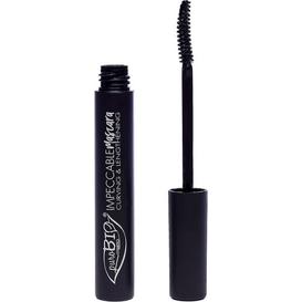 Purobio Mascara wydłużająco podkręcająco - Impeccable, 10 ml