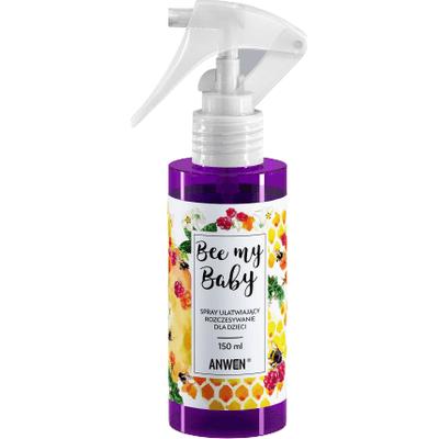 Spray do włosów dla dzieci - Bee My Baby Anwen
