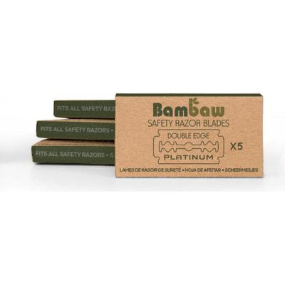Żyletki do golenia Bambaw