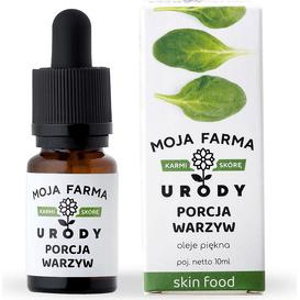 Moja Farma Urody Porcja warzyw - kompozycja olejów, 10 ml