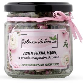 Moja Farma Urody Herbatka ziołowa - Jestem piękna, mądra, a przede wszystkim skromna, 25 g
