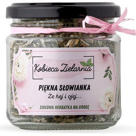 Moja Farma Urody Herbatka ziołowa - Piękna słowianka, 25 g